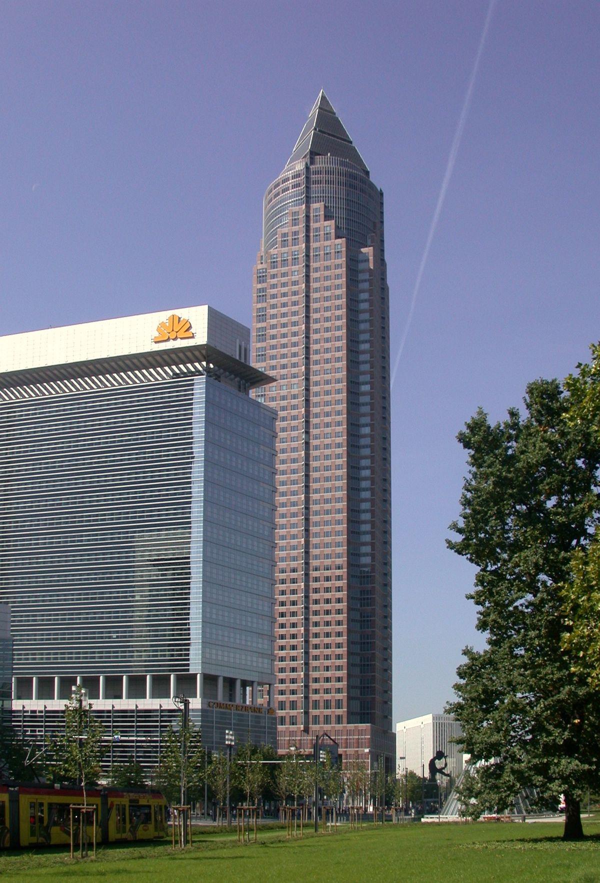 Messeturm Wikipedia