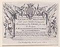 Frontispiece with Dedication to Mr. Claude Charles De Baufremont Met DP891352.jpg