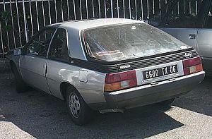 Renault Fuego - Renault Fuego TS 1.6