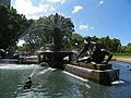 Fuente de Archibald, Sydney, Australia - panoramio.jpg