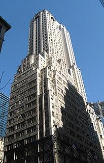 Fuller Building Office skyscraper in Manhattan, New York