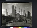 Fulton Street Dock, Manhattan skyline, Manhattan (NYPL b13668355-482681).tiff