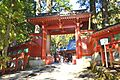 Futarasan Shrine (Nikko) shinmon.JPG