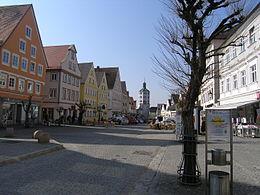 G nzburg stad wikipedia Erhard markisen burtenbach