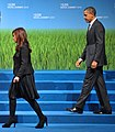 G-20 Seoul 2010 - Cristina Fernández de Kirchner and Barack Obama.jpg