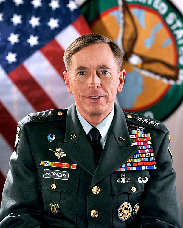 david h petraeus thesis The us army/marine corps counterinsurgency field manual | john a united states army, john a nagl, james f amos, david h petraeus, united states marine corps.