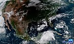 GOES-16 Spies the Moon's Shadow over the Central Plains (36673750596).jpg