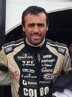 Gabriel Ponce de León Argentine racing driver (born 1979)