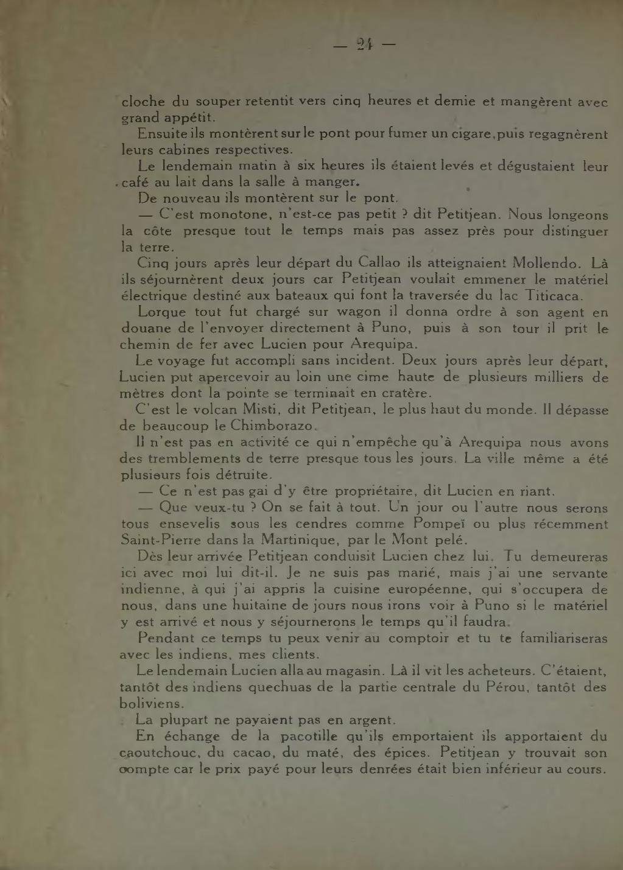 Page gaillard dans un monde inconnu wikisource - Le comptoir du caoutchouc ...