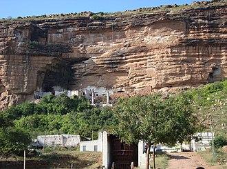 Gajendragarh - Kalkaleshwara Temple at Gajendragad.