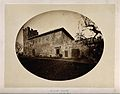 Galileo Galilei; exterior of Villa del Gallo, once Galileo's Wellcome V0018720.jpg