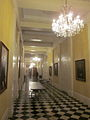Gallier Hall Interior Hall 3.JPG