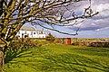 Garden, Manor House Hotel, Holy Isle, Northumberland - geograph.org.uk - 1234508.jpg