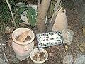 Garden Tomb - Bread of Life.JPG