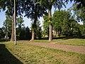 Garden ar Karl Marks str. and Gorkiy str. crossing - Сад на пересечении ул.Карла Маркса и ул. Горького - panoramio.jpg