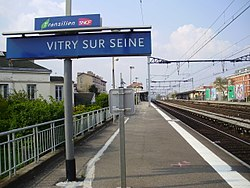 Station Vitry-sur-Seine