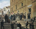Garibaldi's Supporters in Termini Imerese, June 1860.jpg