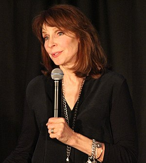 Gates McFadden - McFadden at Creation Entertainment's 50 Year Mission Tour in New Jersey, August 2016