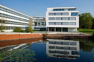 Osnabrück University of Applied Sciences - IuI building, Albrechtstraße