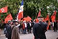 Gedenkfeier KPL um Sowjeteschen Éieremonument, 9. Mee 2015-104.jpg