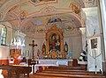 Gemerček - Kostol sv. Alžbety, interiér.jpg