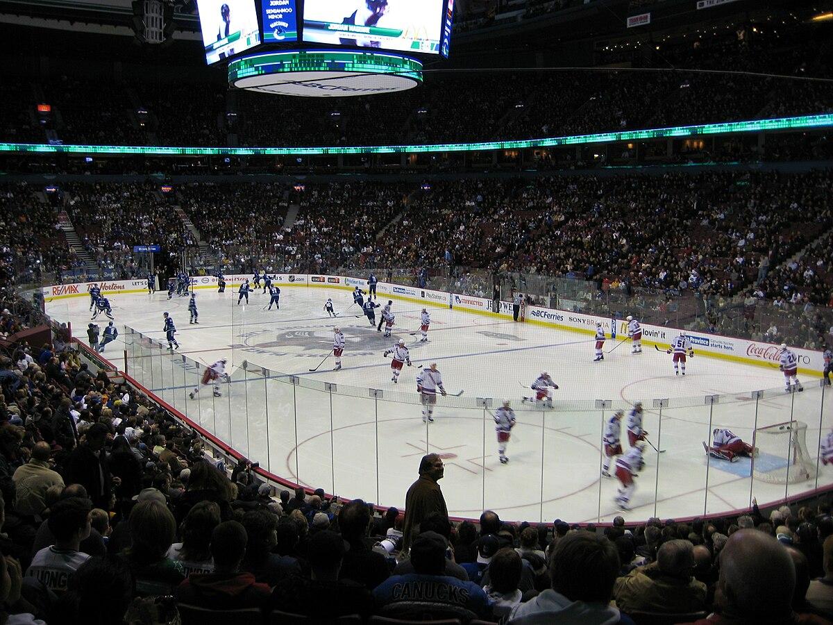 Ice hockey arena - Wikipedia