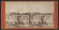 Genesee High Falls and R.R. Bridge, by Woodward, C. W. (Charles Warren).png