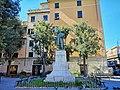 Genova-Sampierdarena, monumento al pittore Nicolò Barabino di Augusto Rivalta 6.jpg