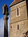 Geograph 3241542 Medieval Cross, Stringston.jpg