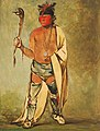 George Catlin - Naugh-háigh-hee-kaw, He Who Moistens the Wood - 1985.66.217 - Smithsonian American Art Museum.jpg