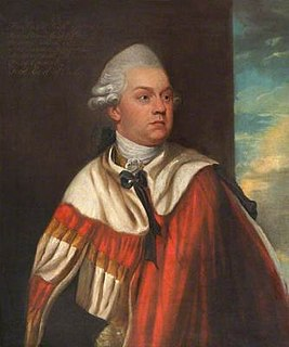George Onslow, 1st Earl of Onslow British peer and politician
