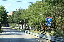 Interstate 16 Wikipedia