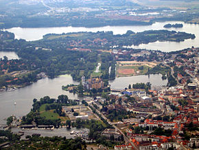Germany schwerin castle aerial view.jpg