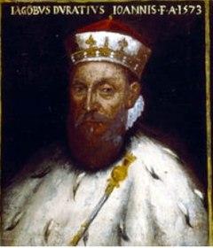 Giacomo Grimaldi Durazzo Doge of the Republic of Genoa