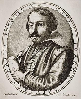 Cinderella - Italian author Giambattista Basile wrote the first literary version of the story.