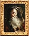 Giandomenico tiepolo, testa di filosofo, 1758-64, 01.jpg