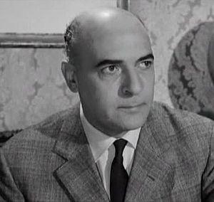 Gianni Solaro - Solaro in I criminali della metropoli (1965)