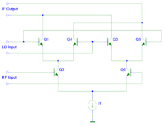 Gilbert cell circuit.png