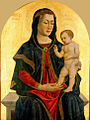 Giovanni Francesco da Rimini - Virgin and Child - WGA09490.jpg
