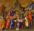 Giovanni di Paolo - The Entombment - Google Art Project.jpg