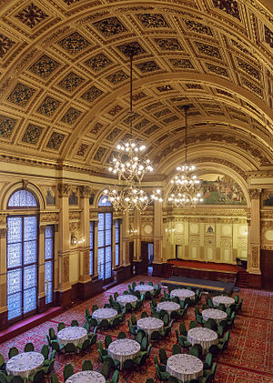 Glasgow City Chambers, UK