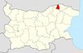 Glavinitsa Municipality Within Bulgaria.png
