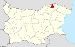 Glavinitsa Municipality within Bulgaria and Silistra Province.
