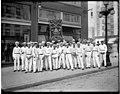Glaziers Local 188 at Standard Furniture Building, Seattle, ca 1905 (MOHAI 8361).jpg