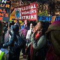 Global Women's Strike at the Stop Trump Rally (32979190496).jpg