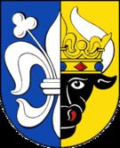 Das Wappen von Gnoien