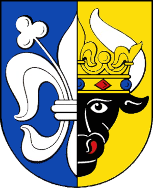 Gnoien - Image: Gnoien Wappen