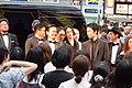 Godzilla Resurgence World Premiere Red Carpet- Hasegawa Hiroki, Takenouchi Yutaka, Ishihara Satomi, Kora Kengo, Matsuo Satoru, Ichikawa Mikako, Osugi Ren, Tsukamoto Shinya, Anno Hideaki, Higuchi Shinji & Onoue Katsuro (28526489341).jpg