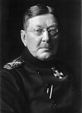 Colmar Freiherr von der Goltz - Colmar von der Goltz