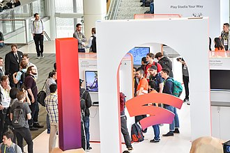 Google Stadia - Google Stadia was formally revealed during the 2019 Game Developers Conference.